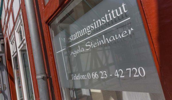 Bestattungsinstitut Angela Steinhauer